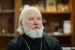 Протоиерею Владимиру Воробьеву – 75 лет!