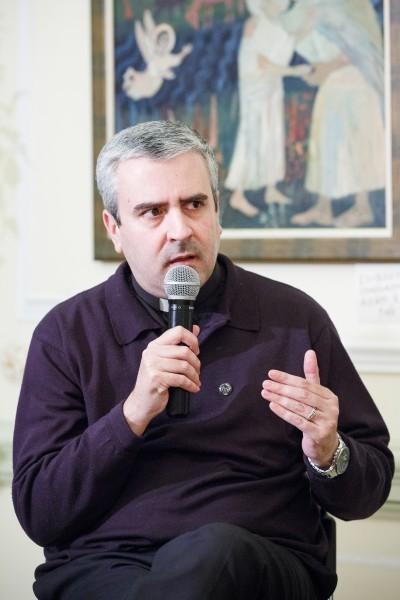 Священник Фома Гарсиа