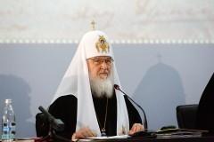 Патриарх о литературе, школе и Обществе русской словесности