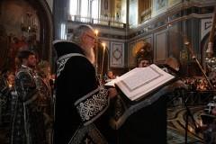 Патриарх Кирилл: Открывая Евангелие, мы должны понимать, с Кем мы вступаем в беседу