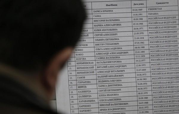 Представитель Росавиации: К расследованию крушения самолета будут привлечены лучшие силы и средства
