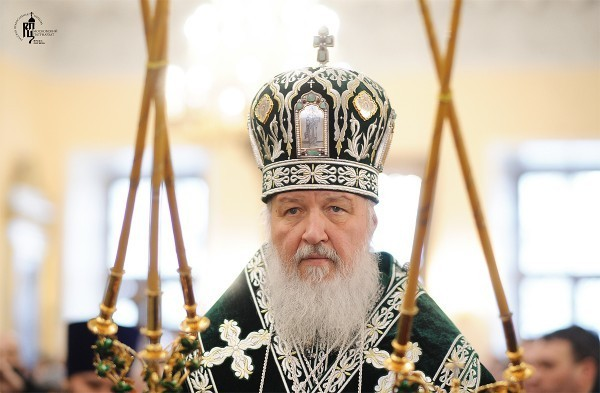 Патриарх Кирилл совершил поминовение погибших при крушении «Боинга»