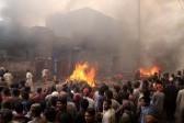 Пакистан – весть о воскресшем Христе, как и прежде, вызывает у кого-то неуемную ярость