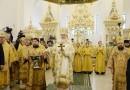 Патриарх Кирилл освятил Александро-Невский храм при МГИМО