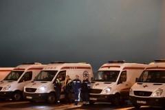 Медики активно работают в аэропорту Ростова-на-Дону. Среди погибших – два врача
