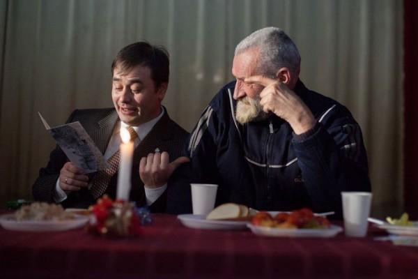 Юрий Лифансе (слева)