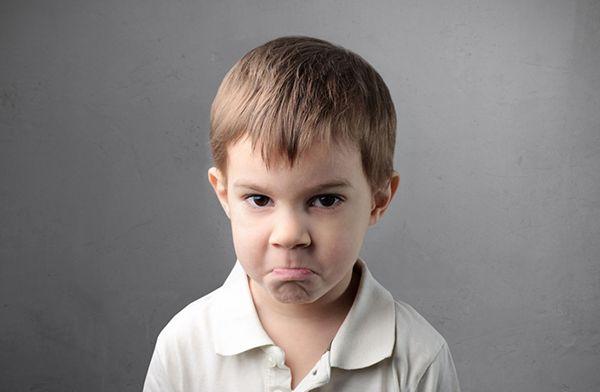 А будешь плакать – останешься в детском саду!