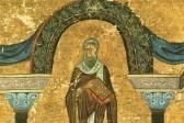 Церковь чтит память святого Агапита, исповедника, епископа Синадского