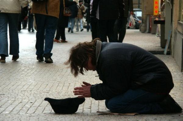 В московском храме пройдет панихида по бездомным