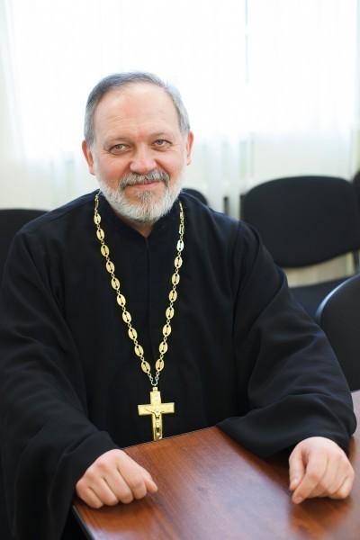 Протоиерей Александр Дьяченко
