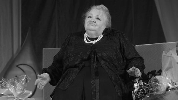 Скончалась актриса Наталья Крачковская