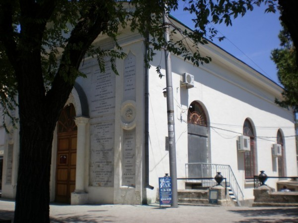 Освящен главный храм моряков Черноморского флота