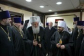 Предстоятель Болгарской Церкви прибыл в Москву