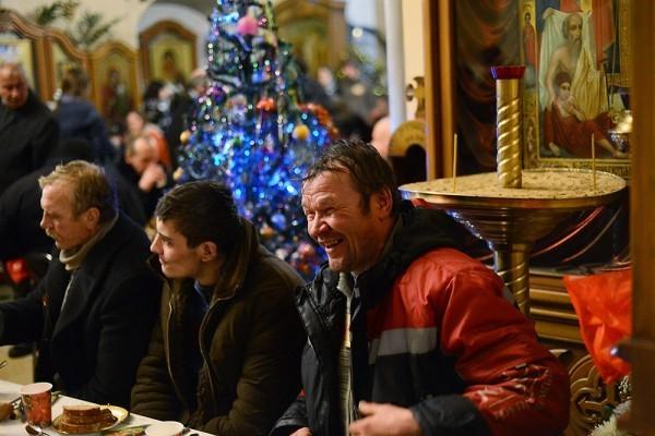 Благотворительная акция «Друзей общины святого Эгидия» в Москве