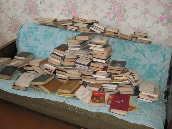 Спасенная школьная библиотека