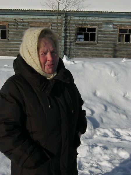 Уполномоченный домового хозяйства Зоя Ляпугина