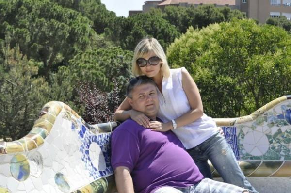 Виктория и Олег Чистяковы