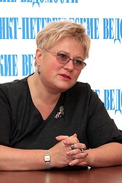 Анна Бабинина