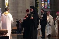 В Брюсселе духовные лидеры христианских конфессий почтили память жертв терактов