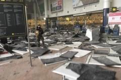 Они не замечали, что ранены, помогая людям вокруг – очевидцы о терактах в Брюсселе
