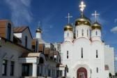 Патриарх Кирилл освятит храм Всемилостивого Спаса в Митино