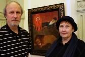 Дверь в первозданный Рай – картины Елены Черкасовой