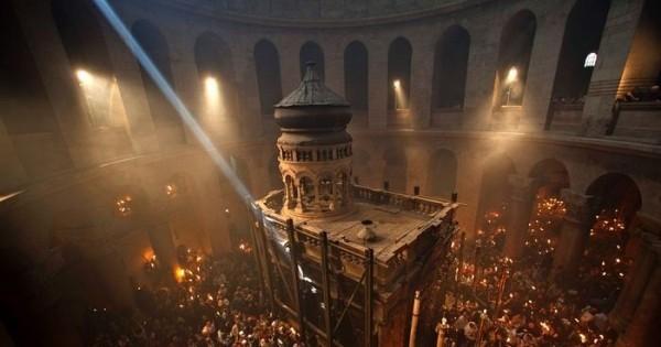 В Иерусалиме начнется реставрация Кувуклии Гроба Господня