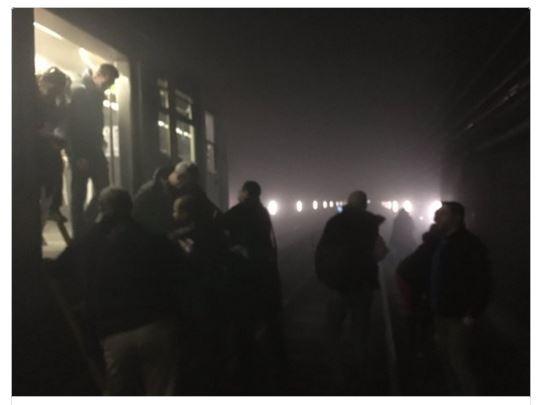 В метро Брюсселя прогремел взрыв