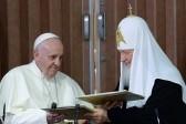 66% россиян надеются на продолжение встреч Папы и Патриарха