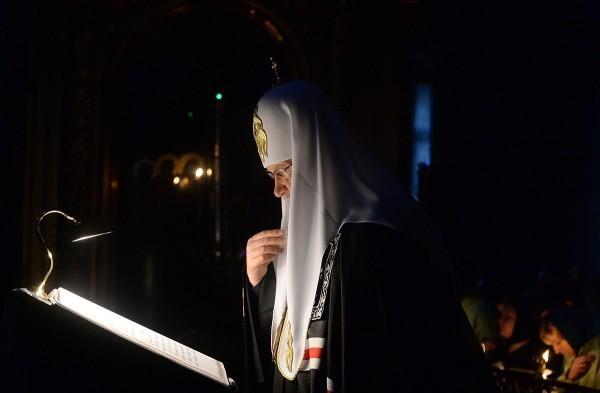 Патриарх Кирилл призвал очистить душу от сорняков греха