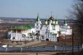 В Саровской пустыни началось восстановление Успенского собора