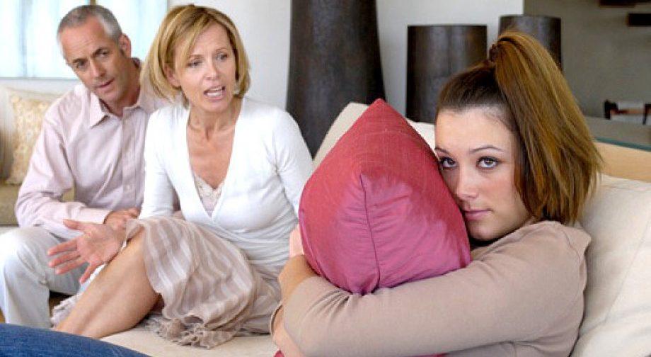 Оставь в покое своего ребенка, своего мужа, всех!