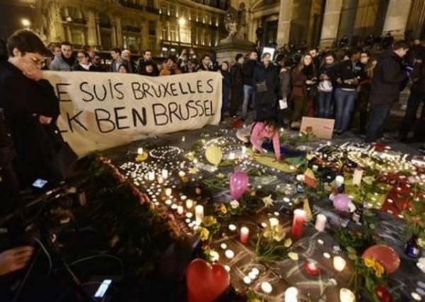 Число жертв терактов в Бельгии выросло до 31 человека