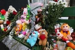 Москвичи почтили память убитой девочки