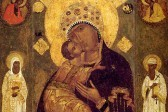 Церковь празднует память Волоколамской иконы Божией Матери