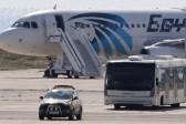Захват самолета EgyptAir. Хроника событий