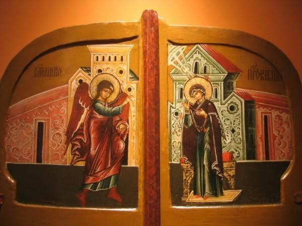 Благовещение: откровение о Деве