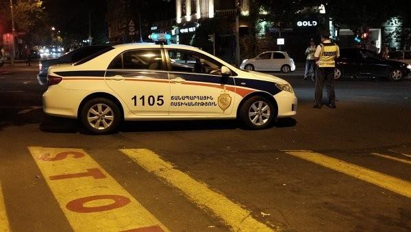 В Ереване произошел взрыв в автобусе, есть жертвы