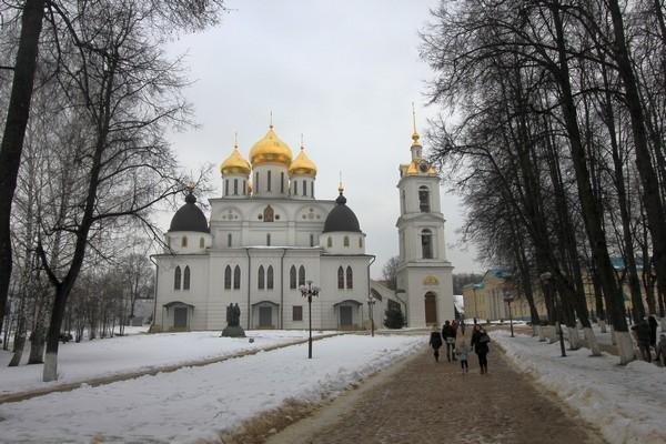 Успенский собор Дмитрова
