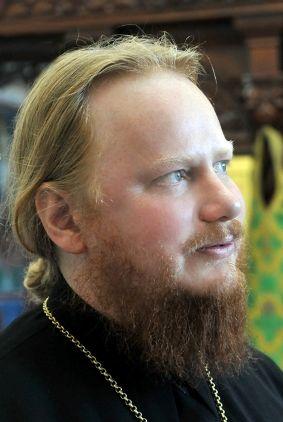 Епископ Обуховский Иона. Фото Сергея Рыжкова