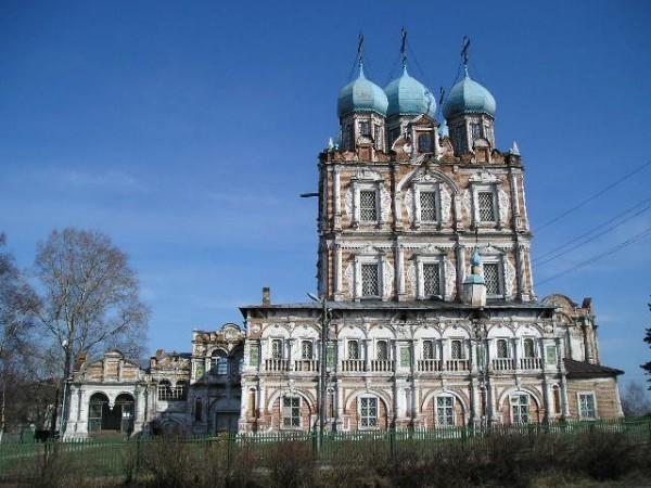 Введенский собор Сольвычегодска, 1689-93