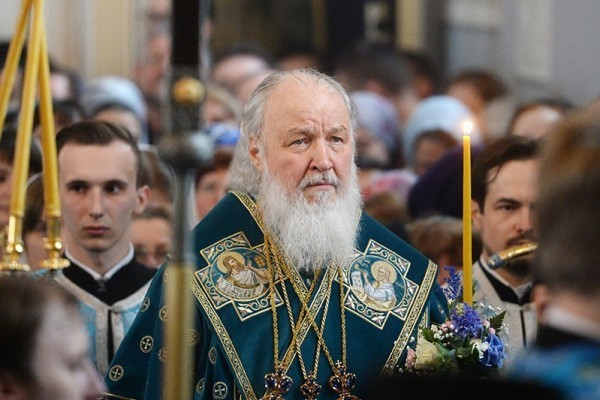 Патриарх Кирилл: Быть верующим – значит быть сильным