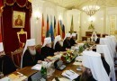 Журналы заседания Священного Синода от 16 апреля 2016 года