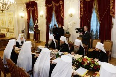РПЦ экстренно соберет Синод для решения об участии во Всеправославном Соборе