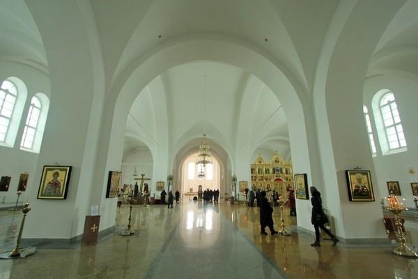 Храм св.Николая. Интерьер