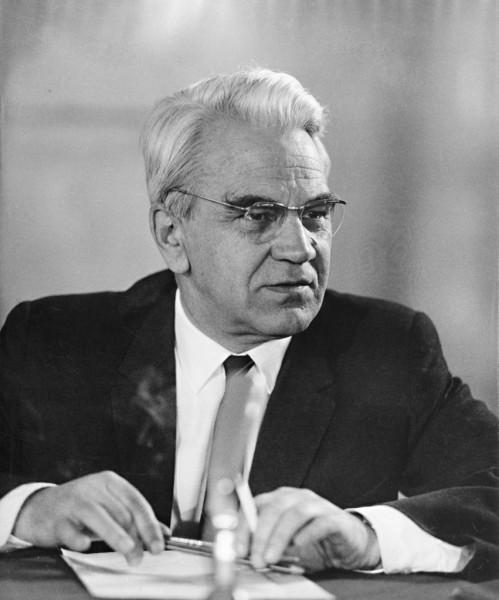 Мстислав Всеволодович Келдыш (1911 – 1978)
