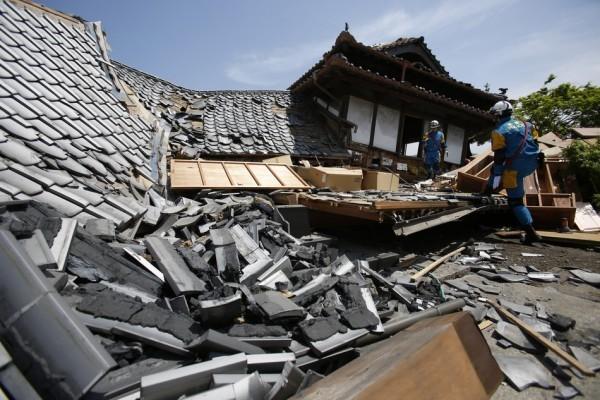 Фото: AP Photo/Koji Ueda