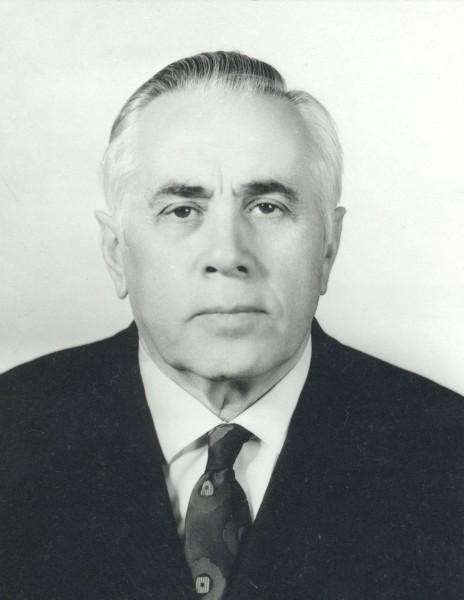 Владимир Павлович Бармин (1909 – 1993)