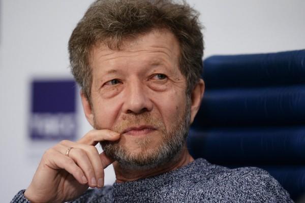 Андрей Усачев. Фото: Евгений Одиноков/РИА Новости