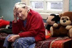 Старики – дважды дети